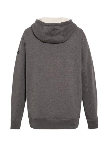 Columbia Columbia CS0102 W Lodge Hoodie Kadın    Sweatshirt Gri